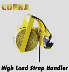 COBRA High Load Strap Handler for Truckers
