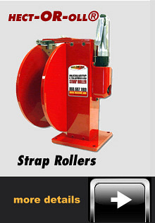 Hectoroll Strap Roller, trucker equipment