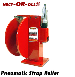 Hect-OR-oll®  Pneumatic Strap Rollers